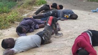 Около 6000 мигранти нахлули в испанския анклав Сеута само за ден