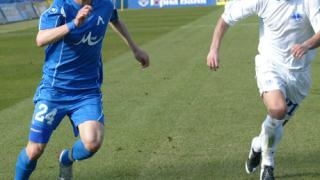 Ники Димитров и Мартин Димов подновиха занимания с топка