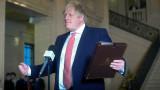 Джонсън иска версията на Тръмп за ядрена сделка с Иран