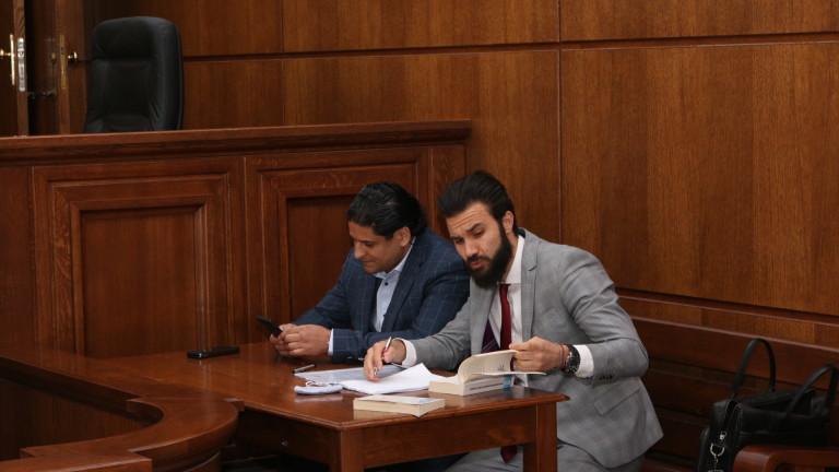 Зад решетките остава офицера от НСО Борис Иванов, обвинен за