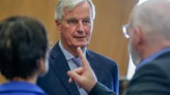 Преговорите за Брекзит са в състояние на парализа, предупредил Барние ЕС