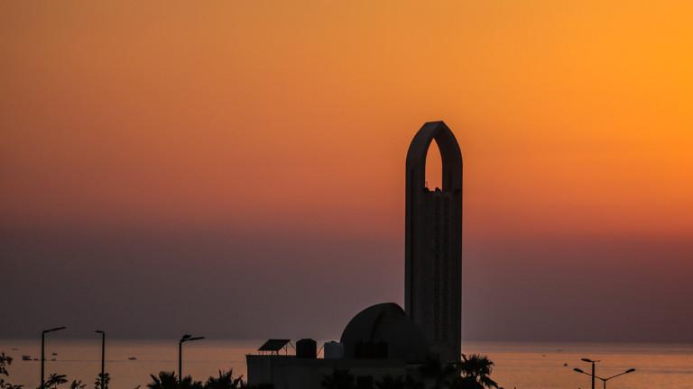 Екстремисти от Газа изстреляха ракети към Средиземноморието на първи съвместни учения