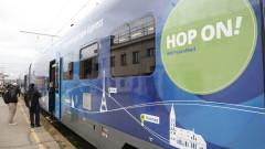 """""""Грийнпийс"""" призовава Европа да ползва влакове, а не кратки полети"""