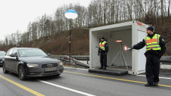 Австрия обмисля въвеждане на контрол по границата с Германия