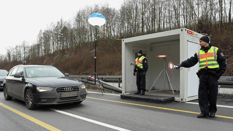 Германия удължава проверките по границата с Австрия с шест месеца