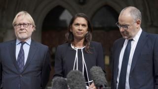 Решението на Джонсън да разпусне парламента е законно, постанови съд в Лондон