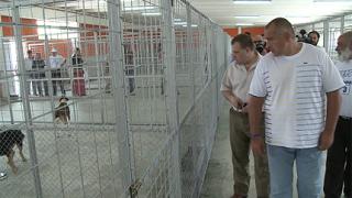 Станишев и Борисов режат ленти