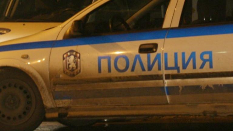 Двама спретнаха гонка на полицията в центъра на Бургас