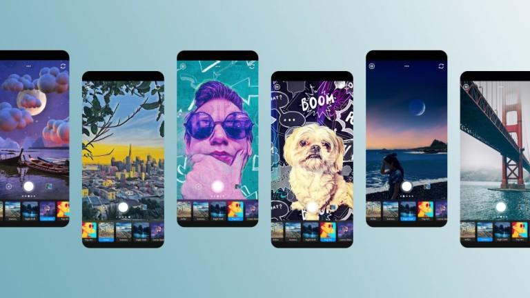 Adobe пуска Photoshop приложение за смартфон