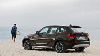 BMW Group пуска на пазара новото BMW X1 (галерия)