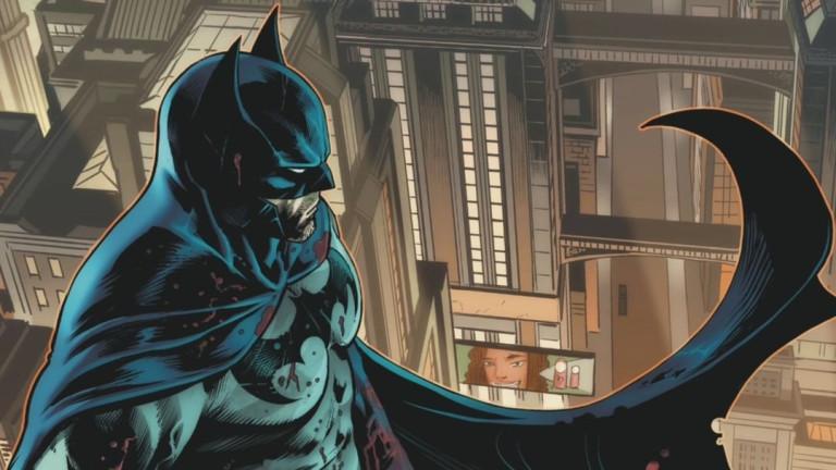 Задава се чернокож Батман