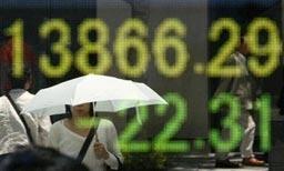 Ръст на азиатските пазари