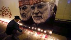 Хиляди в Близкия изток зоват за отмъщение 1 г. от убийството на Касем Солеймани