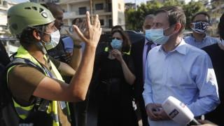 ФБР се включва в разследването на експлозията в Бейрут