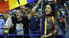Румъния се отказа от законовата поправка за амнистиране на корумпирани властници
