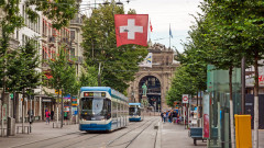 Икономиката на Швейцария може да свие с над 10% заради кризата