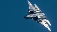 Русия изтегли Су-57 от Сирия