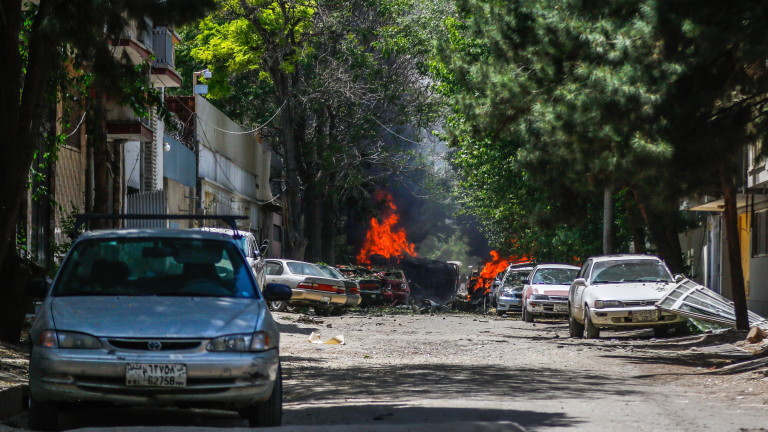 Десетки жертви при бомбен атентат в Афганистан
