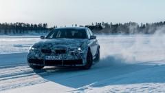 BMW показа първото спортно комби M3 в историята, което ще дебютира на пазара с над 500 к.с.