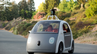 Google представи прототип на автомобил без шофьор