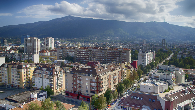 Цените на имотите в София най-високи от девет години