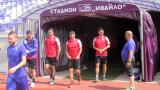 Балъков: Искаме да зарадваме нашите фенове с победа над Верея