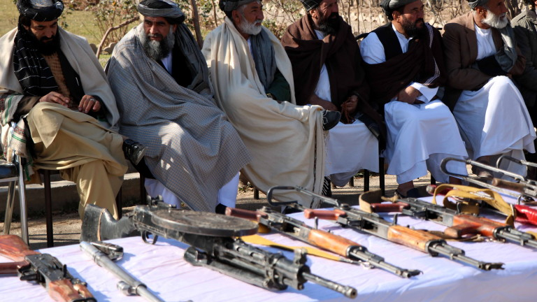 Решението ще навреди най-много на САЩ, отговориха талибаните