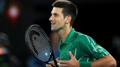 Джокович остава на световния връх след експресна победа над Хачанов