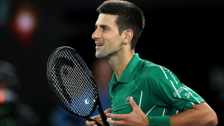 Новак Джокович се класира за 1/8-финалите на Australian Open, след