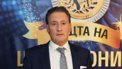 Кирил Домусчиев: Върба трябва да ни помогне да продължим развитието на Лудогорец