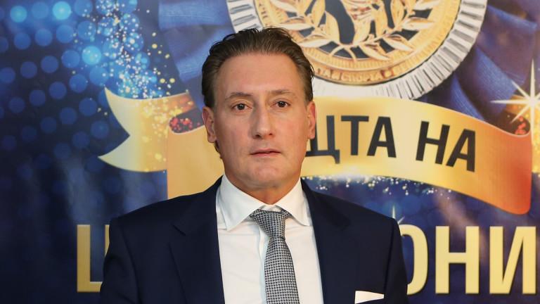 Кирил Домусчиев: Васил Божков никога не ме е заплашвал