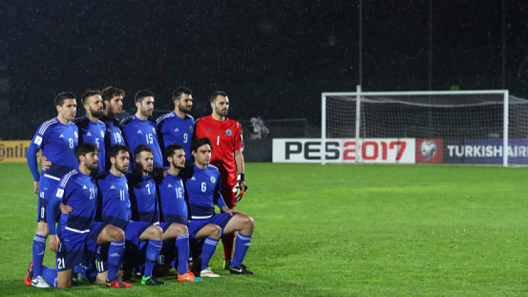 След като Казахстан победи Сан Марино с 4:0 в квалификация