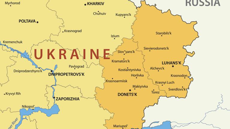Четирима украински войници убити в Източна Украйна