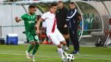 Лудогорец - Жрински (Мостар) 1:0, гол на Моци!