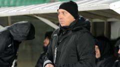 Илиан Илиев: Поздравления за футболистите, че успяха да се справят в това неприятно време