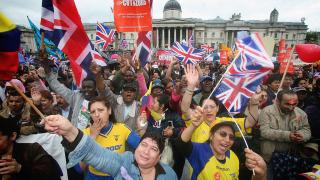 Расовото неравенство все още било силно вкоренено във Великобритания