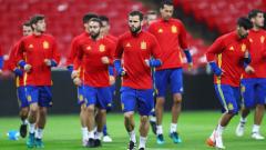 Карвахал готов за игра, Йеро избира между него и Начо за мача на Испания с Иран