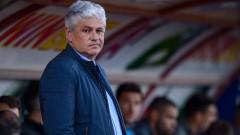 Стоев: Докато аз съм треньор, Марселиньо не е част от Лудогорец!