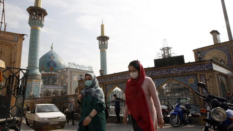 Иран отчете нов рекорд от 415 починали от COVID-19 за денонощие