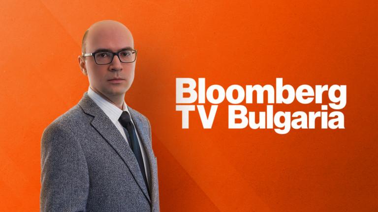 Христо Николов, журналист в Bloomberg TV Bulgaria