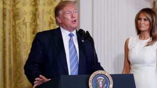 Тръмп предупреди Китай да не отвръща на удара, за да не стане по-лошо