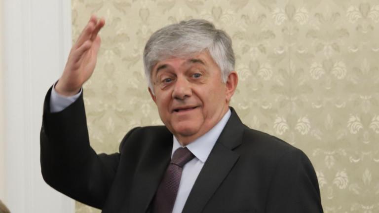 Румен Ненков: Все още не сме в хипотезата на избори 2 в 1