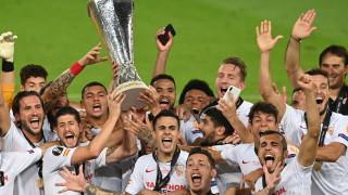 Интер сведе покорно глава пред господарите на Лига Европа, Севиля с шести трофей от надпреварата!
