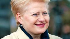 СНИМКА: Литовският президент пътува с нискотарифната Wizz Air