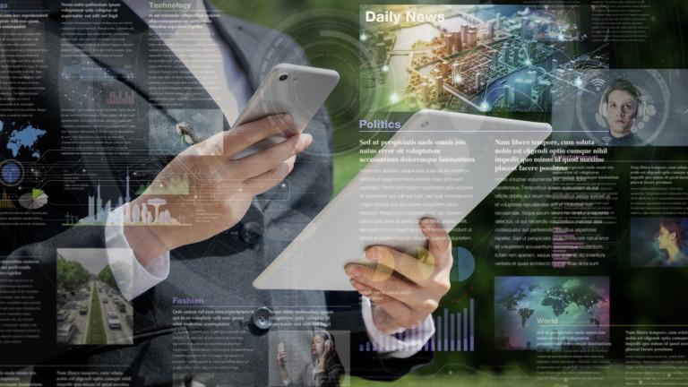 Web Media Group представя Mobile Ad Story