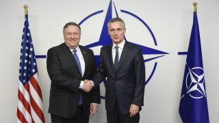 НАТО смъмри Русия за военната сила срещу Украйна