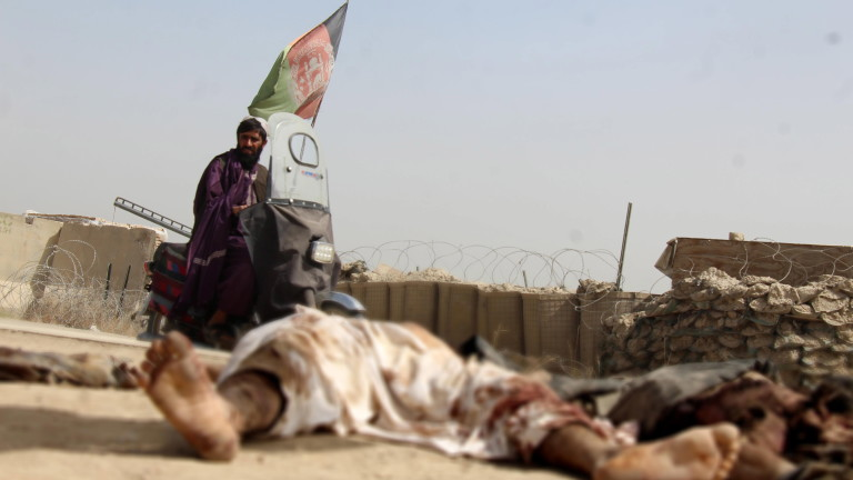 В Афганистан е ликвидиран лидер на талибаните