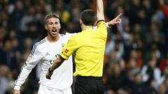 Серхио Рамос рекордьор по червени картони в Реал