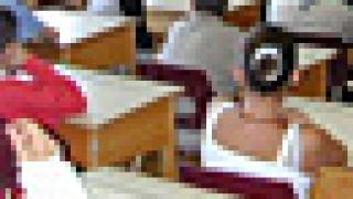 Пробен тест по български език се провежда в Пловдив