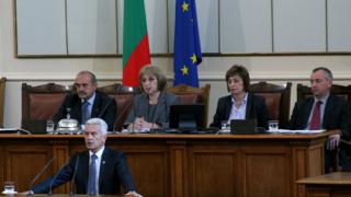 Сидеров брани ГЕРБ в парламента